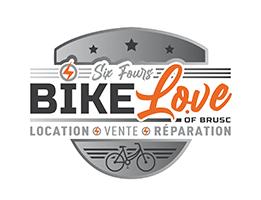 BIKE LOVE : location de vélos à Six Fours, Le Brusc Logo