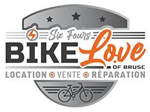 Bike-Love-location-vente-reparation-velos-six-fours-var-83-Logo